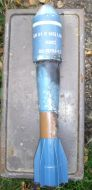 60MM Smoke Mortar