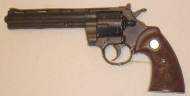 Colt Python 6inch