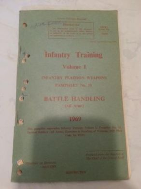 Battle Handling Manual