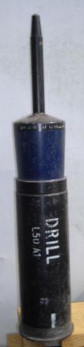 84mm Carl Gustav anti tank drill round