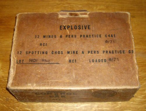 Mine Box Elsie C3 AP
