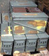 GMG ammo boxes (De-mil)