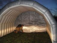 Inflatable tent New
