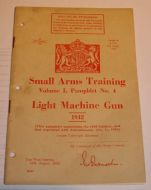 light machine gun Manual