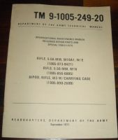 M16A1 TM Manual