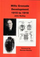 Mills Grenade book by John Bailey