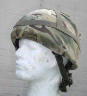 Mk6 helmet with MTP cover