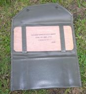 Vehicle document holder (New)