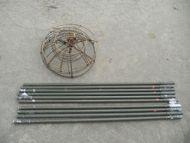 Cam Poles aluminium