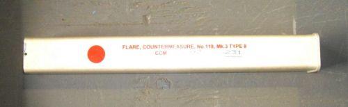 flare countermeasure No118