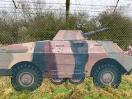 Armoured car Russian (Decoy/recognition) Vehicle
