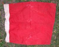 Convoy Flag Hazadous cargo (Explosive)