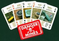 Mine recognition cards