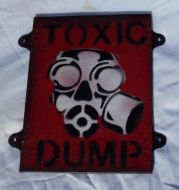 Toxic dump in Red